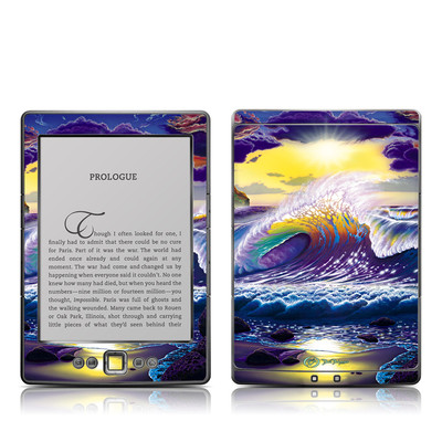 Kindle 4 Skin - Passion Fin