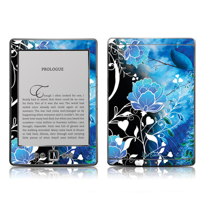 Kindle 4 Skin - Peacock Sky