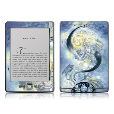 Kindle 4 Skin - Pisces