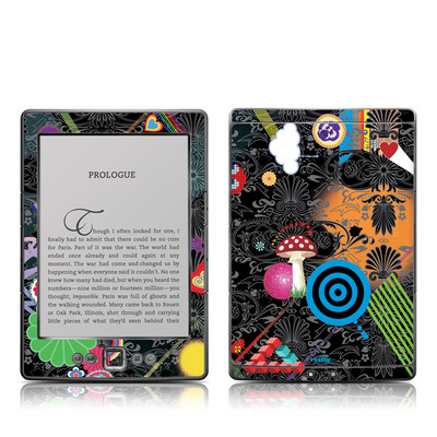 Kindle 4 Skin - Play Time