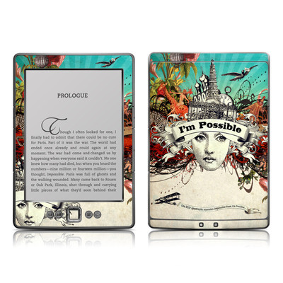 Kindle 4 Skin - Possible