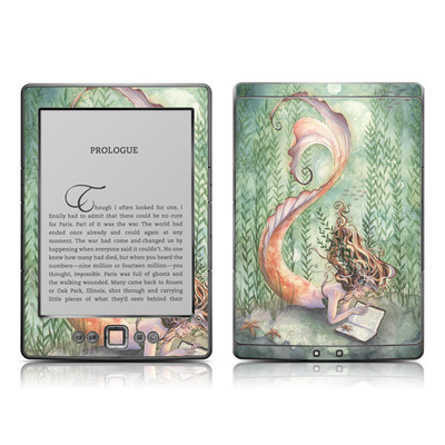 Kindle 4 Skin - Quiet Time