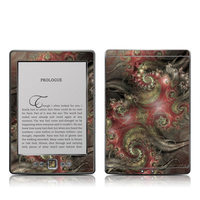Kindle 4 Skin - Reaching Out
