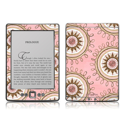 Kindle 4 Skin - Retro Glam