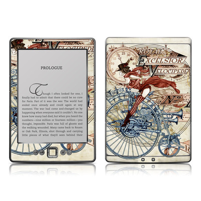 Kindle 4 Skin - Royal Excelsior
