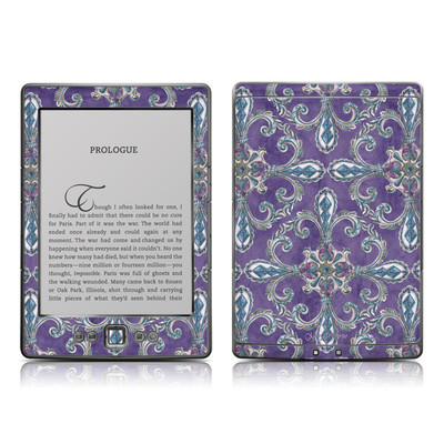 Kindle 4 Skin - Royal Crown
