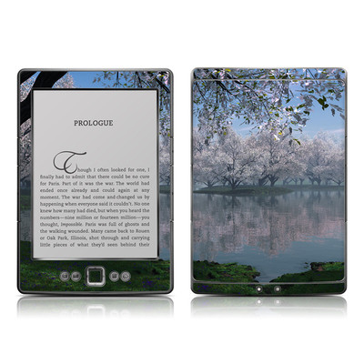 Kindle 4 Skin - Sakura