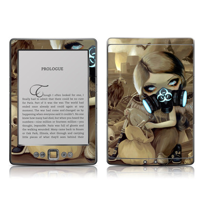 Kindle 4 Skin - Scavengers