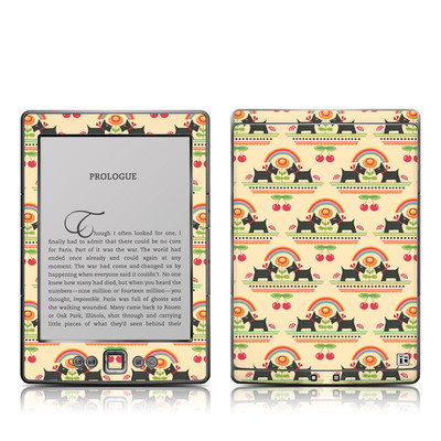 Kindle 4 Skin - Scotties
