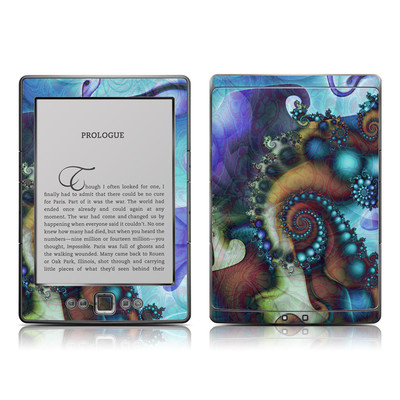 Kindle 4 Skin - Sea Jewel