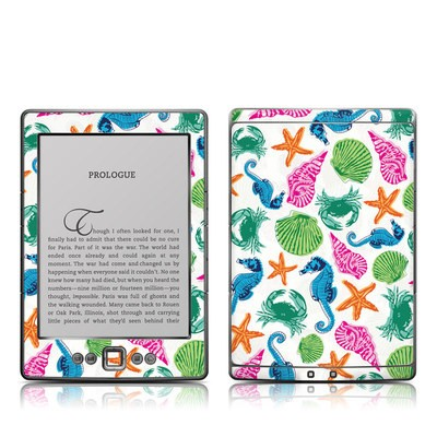 Kindle 4 Skin - Sea Life