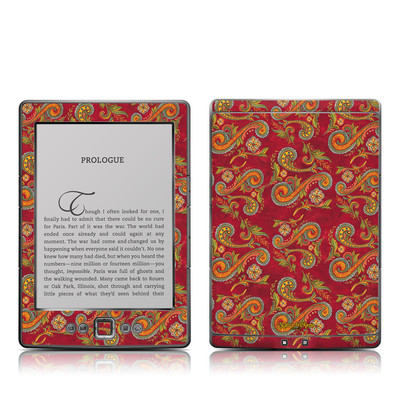 Kindle 4 Skin - Shades of Fall
