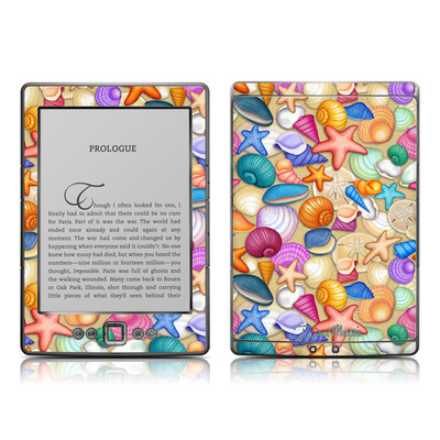 Kindle 4 Skin - Shells