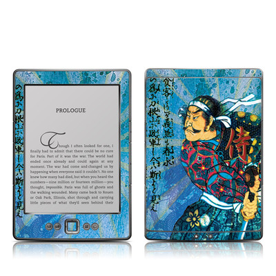 Kindle 4 Skin - Samurai Honor