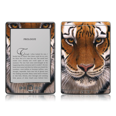 Kindle 4 Skin - Siberian Tiger