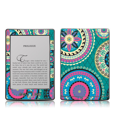 Kindle 4 Skin - Silk Road