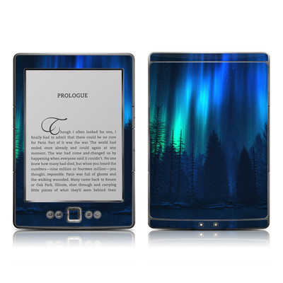 Kindle 4 Skin - Song of the Sky