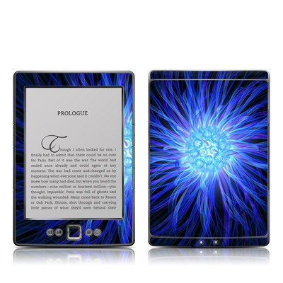 Kindle 4 Skin - Something Blue
