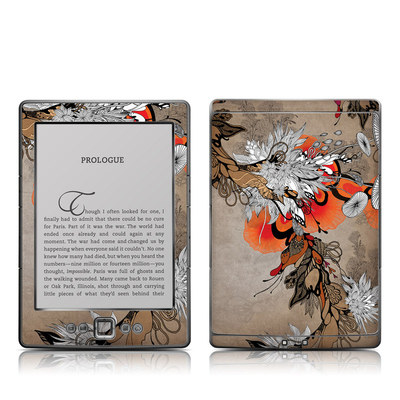 Kindle 4 Skin - Sonnet
