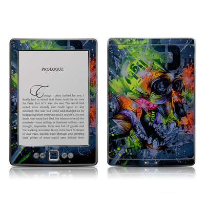 Kindle 4 Skin - Speak