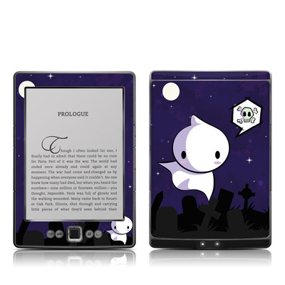 Kindle 4 Skin - Spectre