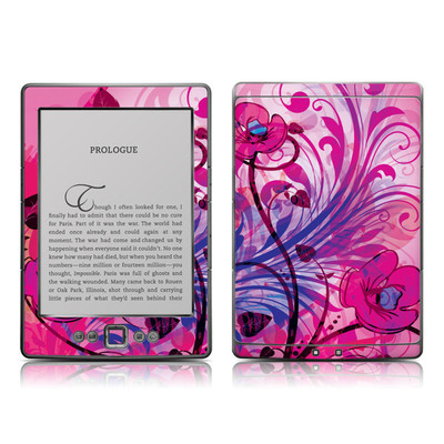 Kindle 4 Skin - Spring Breeze