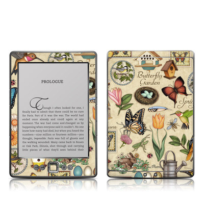 Kindle 4 Skin - Spring All