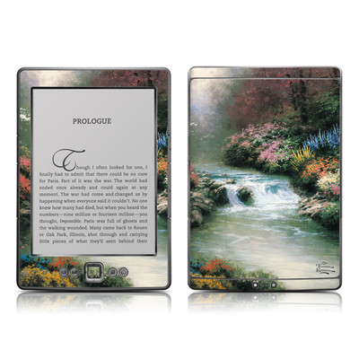 Kindle 4 Skin - Beside Still Waters
