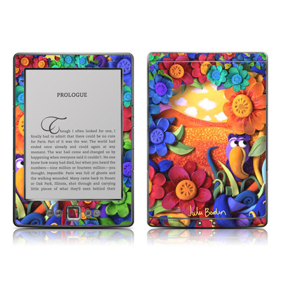 Kindle 4 Skin - Summerbird
