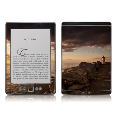 Kindle 4 Skin - Sunset Beacon