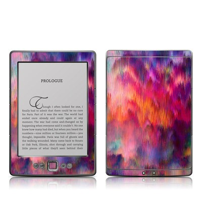 Kindle 4 Skin - Sunset Storm