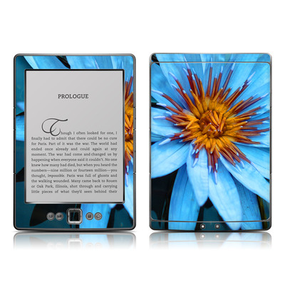 Kindle 4 Skin - Sweet Blue