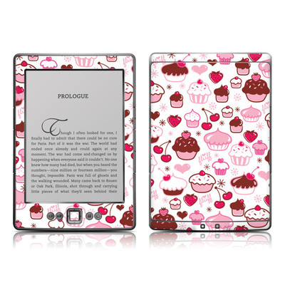 Kindle 4 Skin - Sweet Shoppe