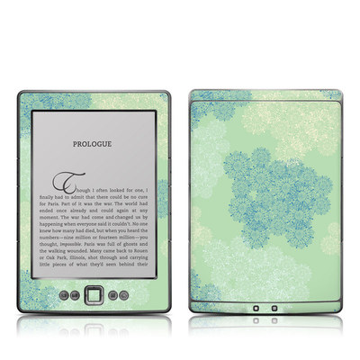Kindle 4 Skin - Sweet Siesta