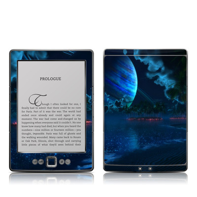 Kindle 4 Skin - Thetis Nightfall
