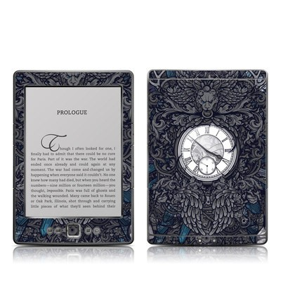 Kindle 4 Skin - Time Travel
