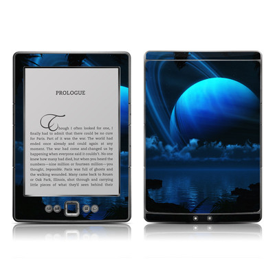 Kindle 4 Skin - Tropical Moon