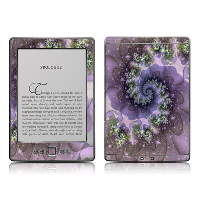 Kindle 4 Skin - Turbulent Dreams