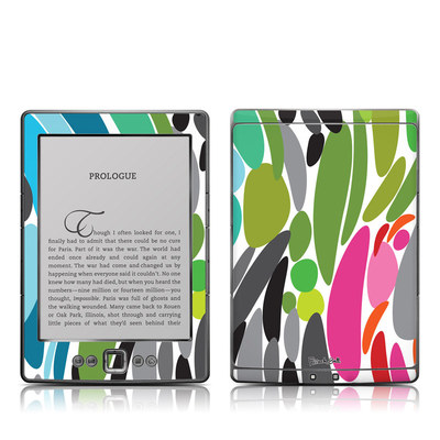 Kindle 4 Skin - Twist