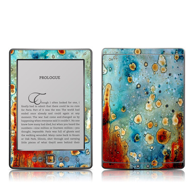 Kindle 4 Skin - Underworld
