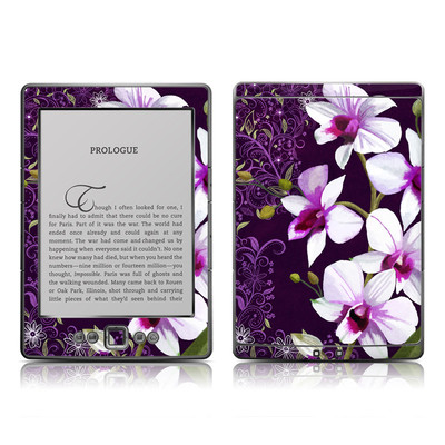 Kindle 4 Skin - Violet Worlds