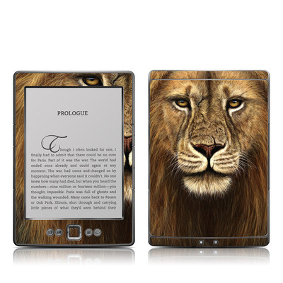 Kindle 4 Skin - Warrior