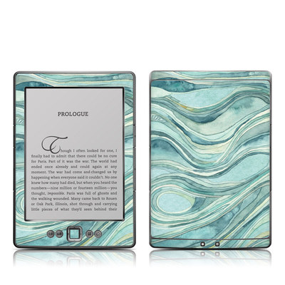 Kindle 4 Skin - Waves