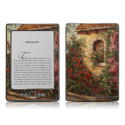 Kindle 4 Skin - The Window