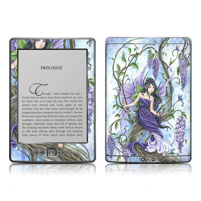 Kindle 4 Skin - Wisteria