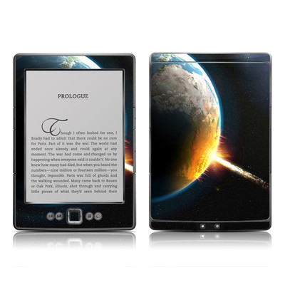 Kindle 4 Skin - World Killer