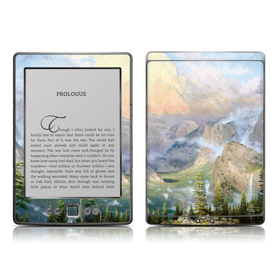 Kindle 4 Skin - Yosemite Valley