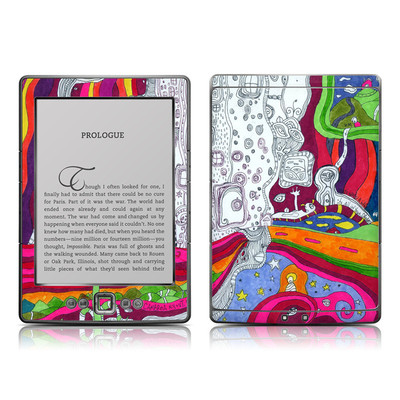 Kindle 4 Skin - In Your Dreams