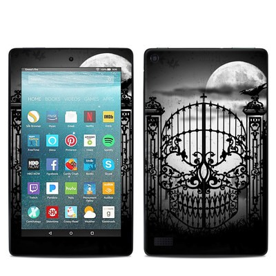 Amazon Kindle Fire 7in 7th Gen Skin - Abandon Hope
