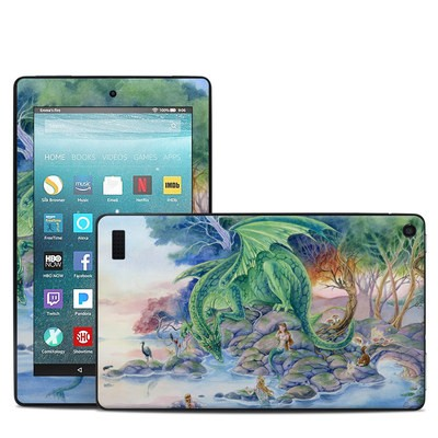 Amazon Kindle Fire 7in 7th Gen Skin - Of Air And Sea
